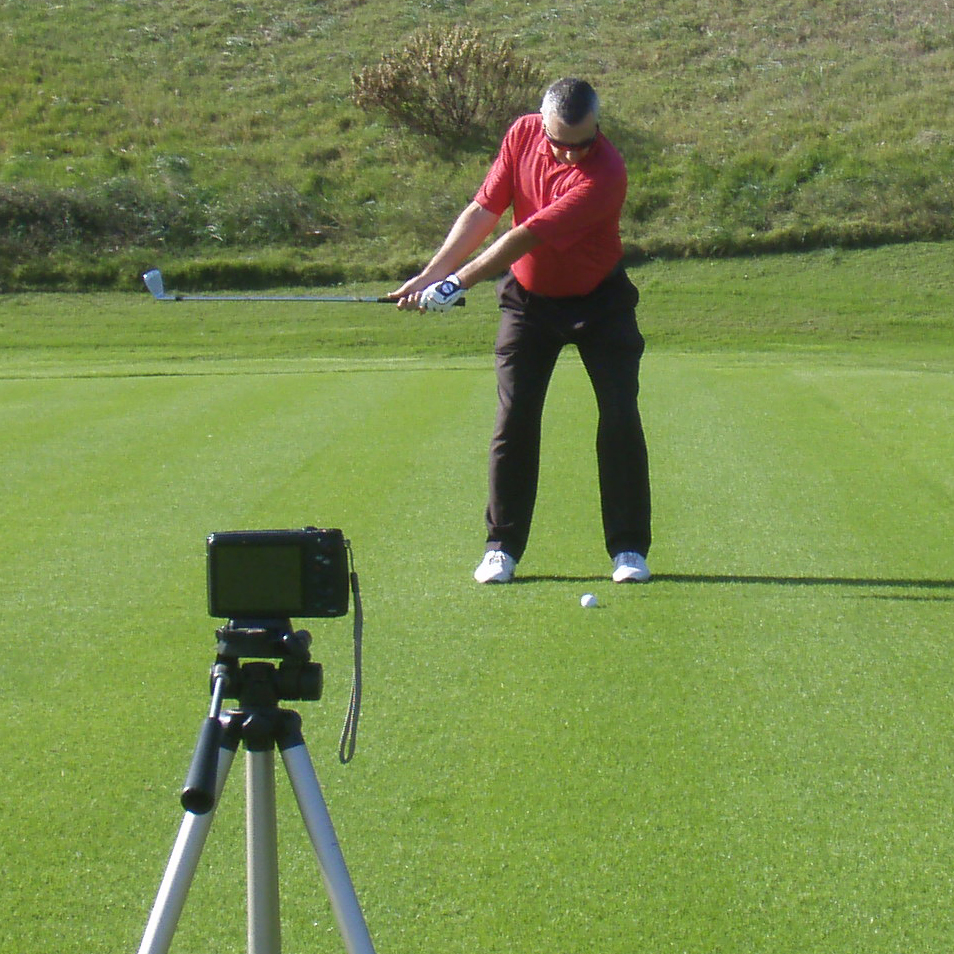 Golf: Recording Your Golf Swing With A Video Camera